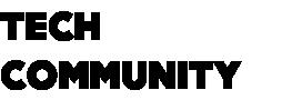 Tech Community - Αρχική